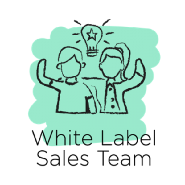 Hospitality Industry white label sales team
